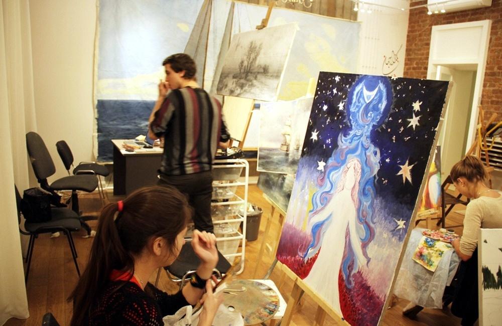 Как открыть художественную школу