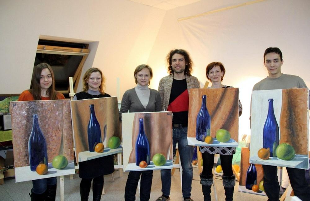 Привлечение клиентов в художественную школу