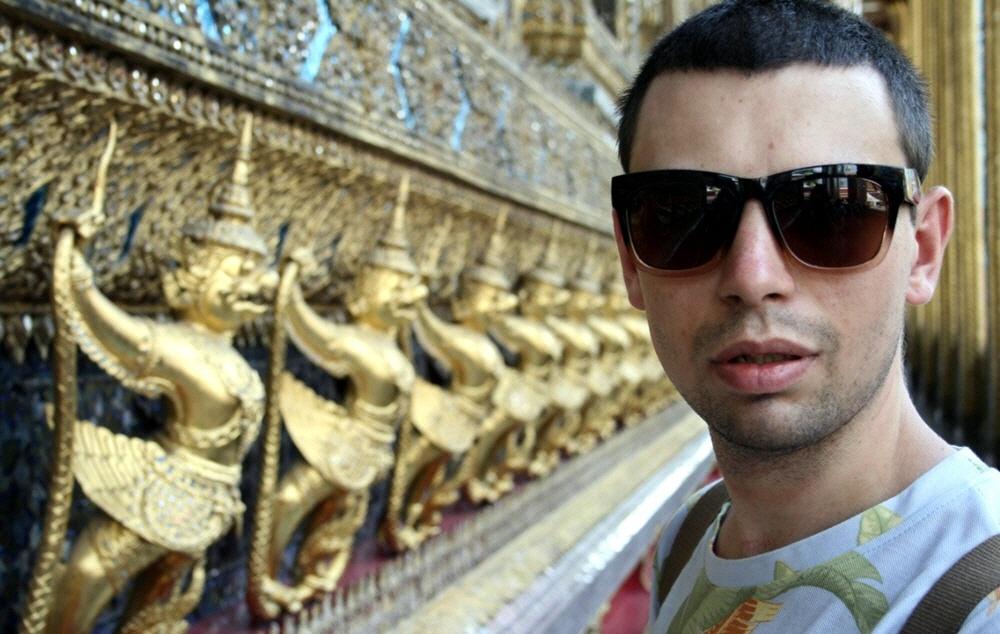 Алексей Прокопенко - совладелец магазина одежды Hopeshop