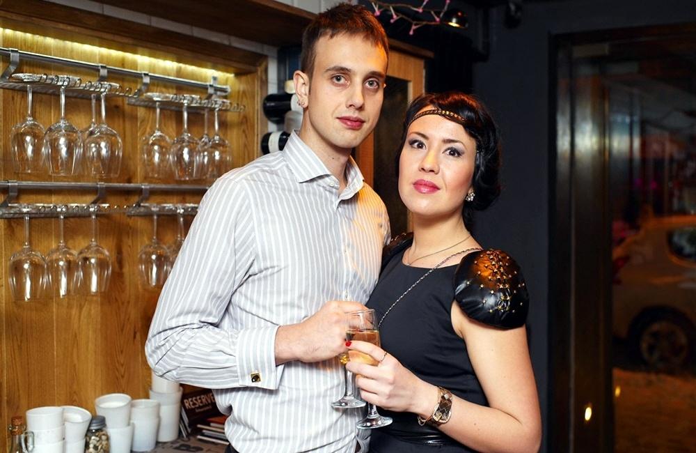 Валерий Секиро и Ксения Секиро - основатели компании Sekiro