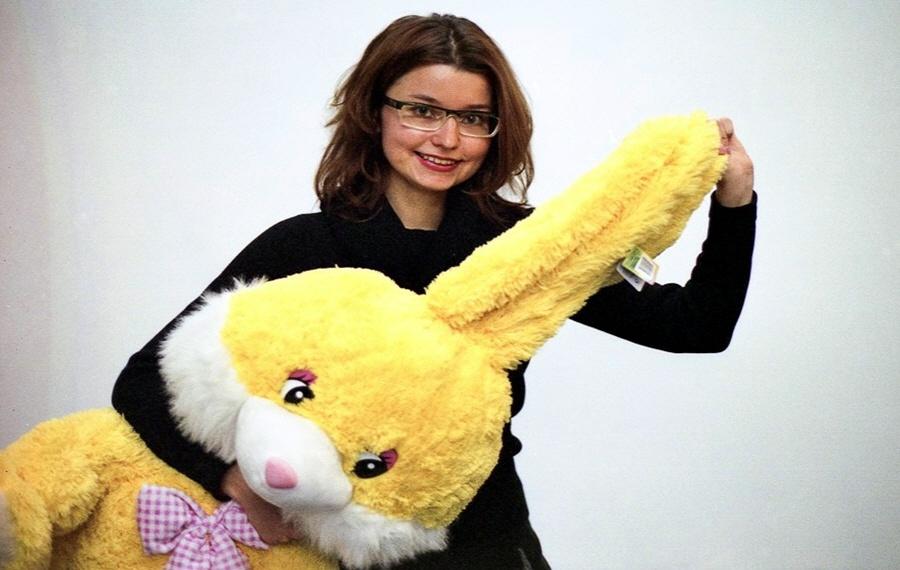 Эльнара Петрова - совладелица коммуникационного агентства NextMedia