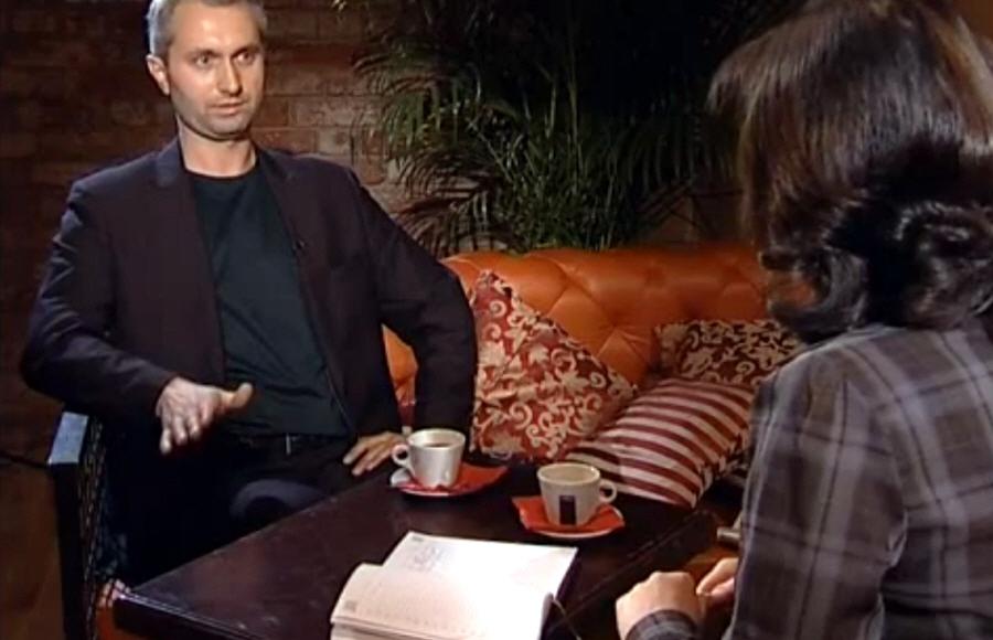 Алексей Буров в передаче Как бизнесмен бизнесмену