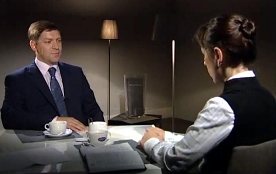 Виталий Кононов в передаче Как бизнесмен бизнесмену