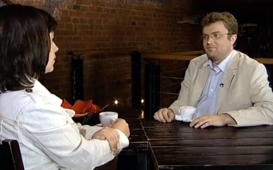 Дмитрий Кофанов в передаче Как бизнесмен бизнесмену
