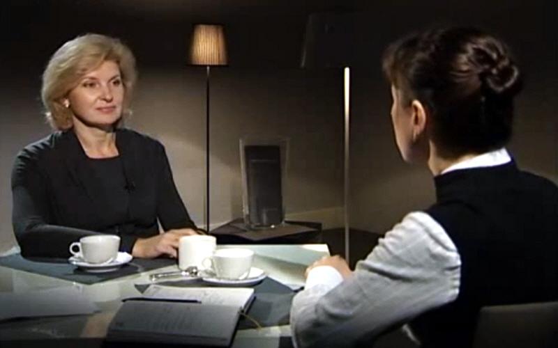 Елена Бусурина в передаче Как бизнесмен бизнесмену