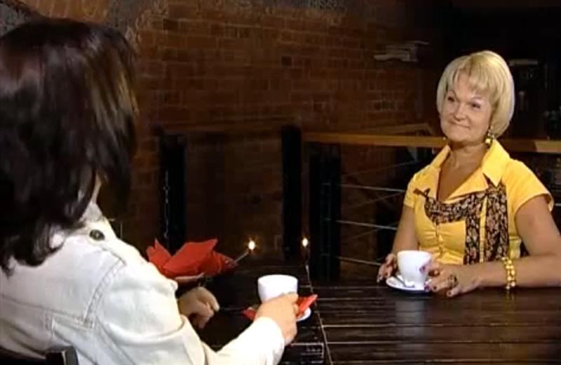Елена Ермакова в передаче Как бизнесмен бизнесмену