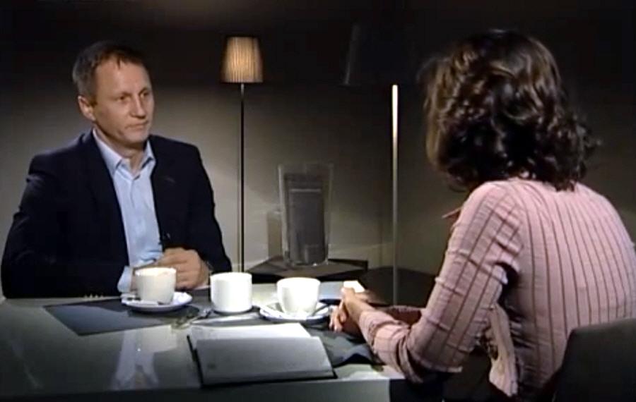 Николай Глушков в передаче Как бизнесмен бизнесмену