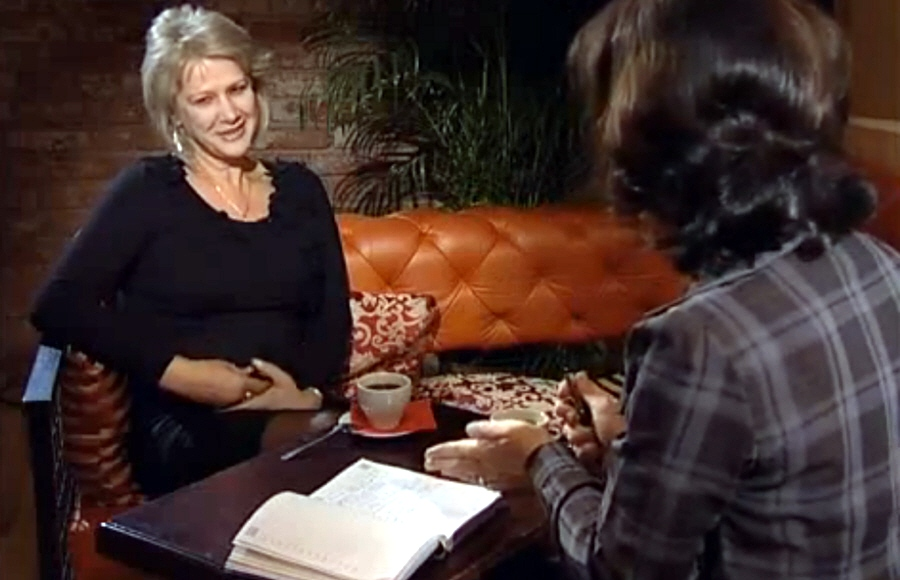 Ольга Афанасьева в передаче Как бизнесмен бизнесмену
