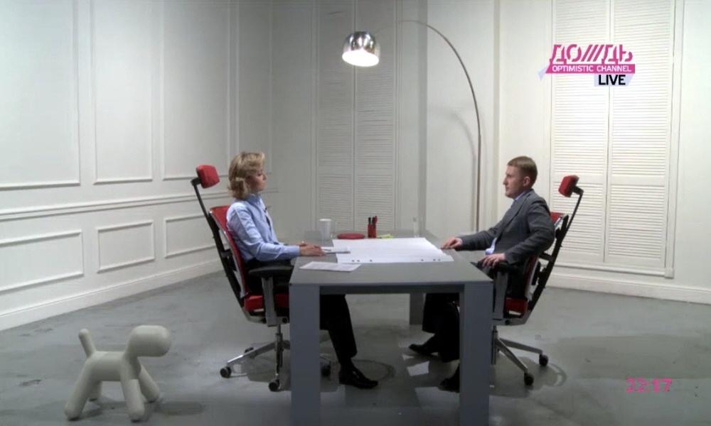 Александр Львовский в программе Капиталисты на телеканале Дождь
