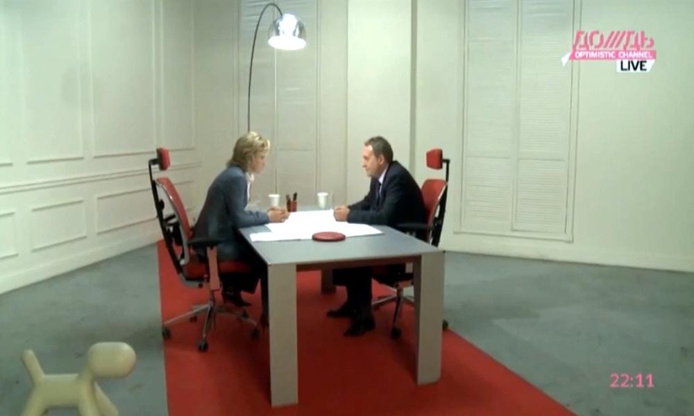 Алексей Богданов в программе Капиталисты на телеканале Дождь
