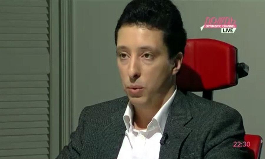 Алексей Ильин - основатель и генеральный директор издательской группы Альпина паблишер