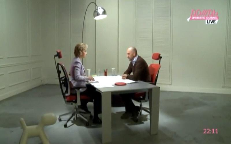 Андрей Бережной в программе Капиталисты на телеканале Дождь