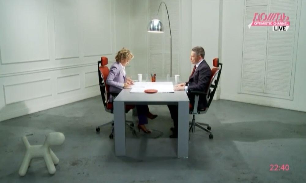 Андрей Комаров в программе Капиталисты на телеканале Дождь