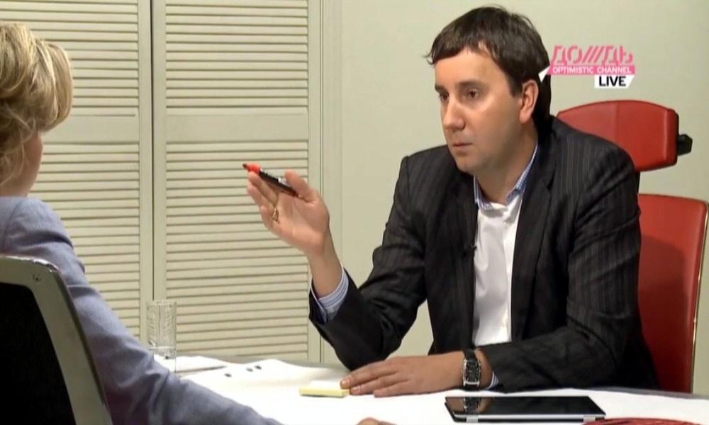 Платёжный бизнес в России Андрей Романенко