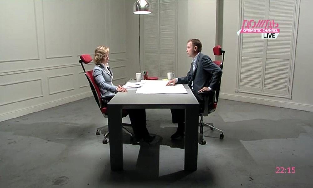 Андрей Яковлев в программе Капиталисты на телеканале Дождь