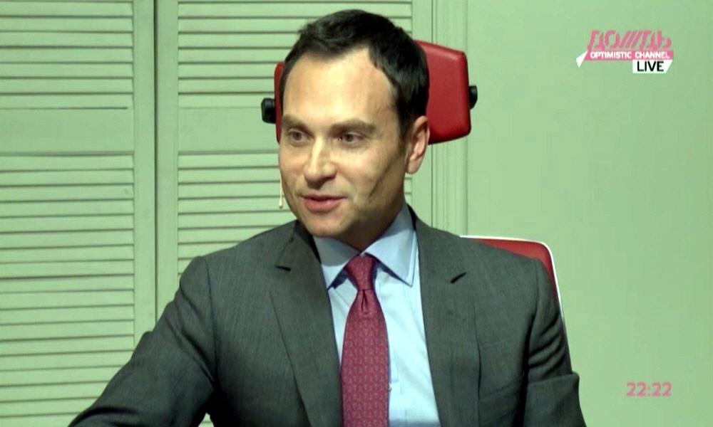 Антон Кудряшов - генеральный директор компании Вымпелком