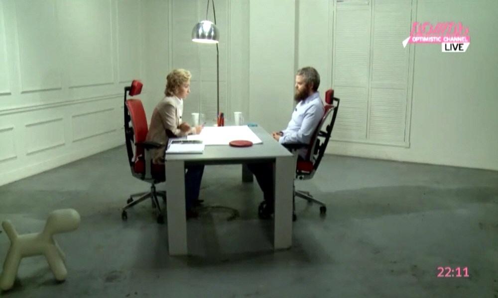 Борис Акимов в программе Капиталисты на телеканале Дождь
