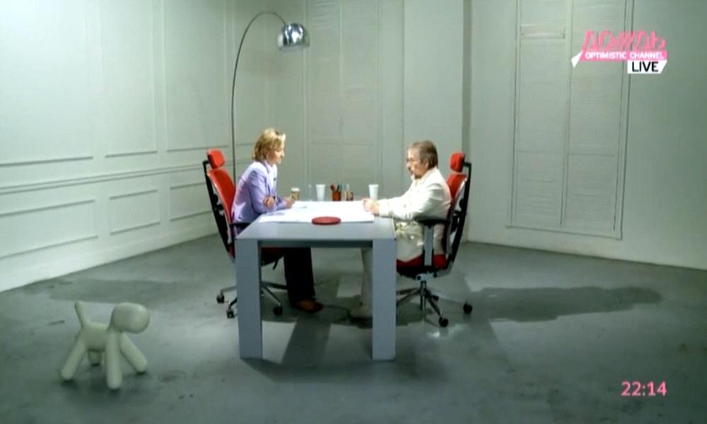 Василий Бойко-Великий в программе Капиталисты на телеканале Дождь