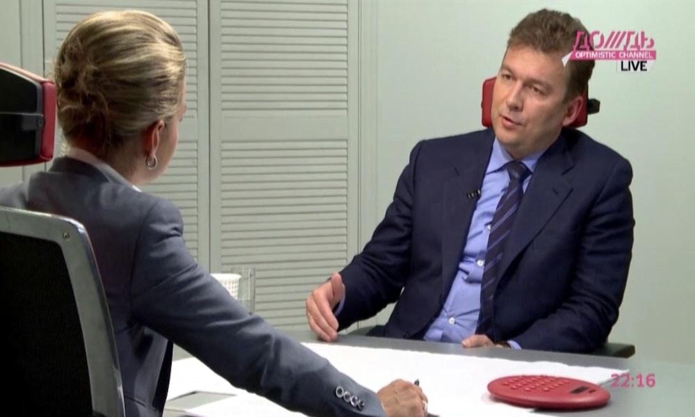 Виктор Линник президент холдинга Мираторг
