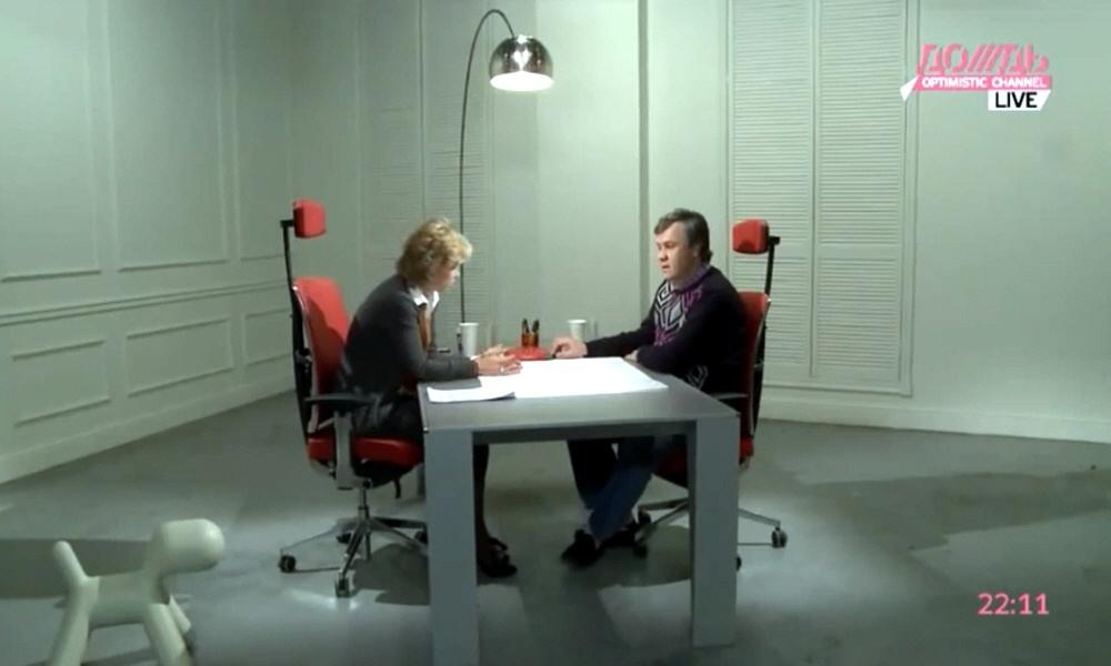 Владимир Некрасов в программе Капиталисты на телеканале Дождь