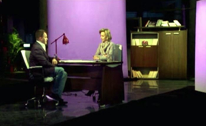 Владимир Садовин на телеканале Дождь