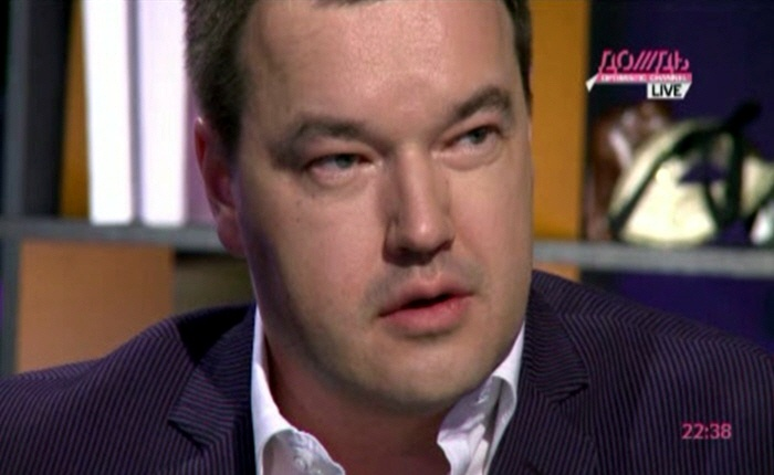 Владимир Садовин - генеральный директор сети супермаркетов Азбука вкуса