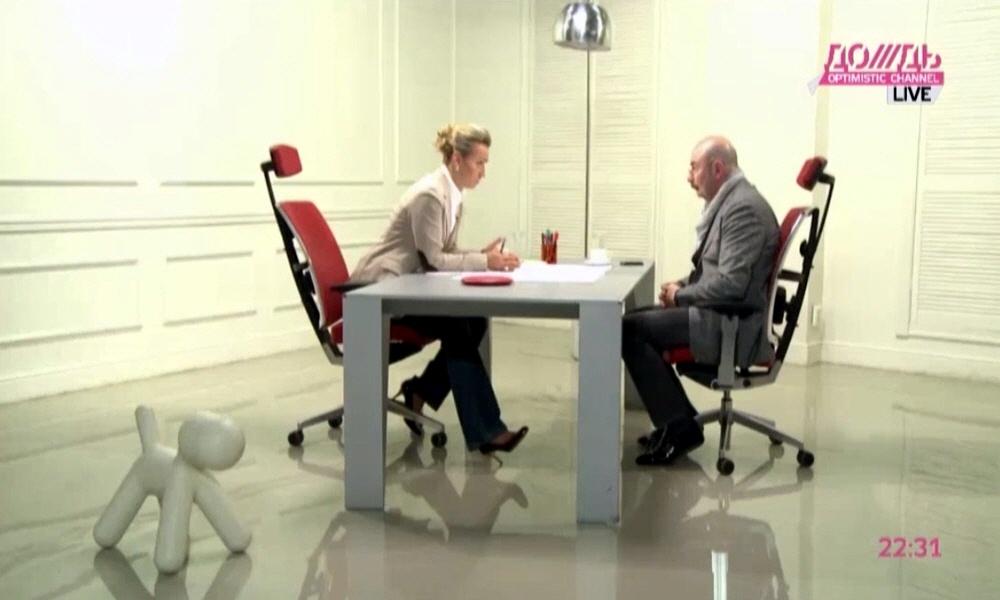 Владислав Грановский в программе Капиталисты на телеканале Дождь