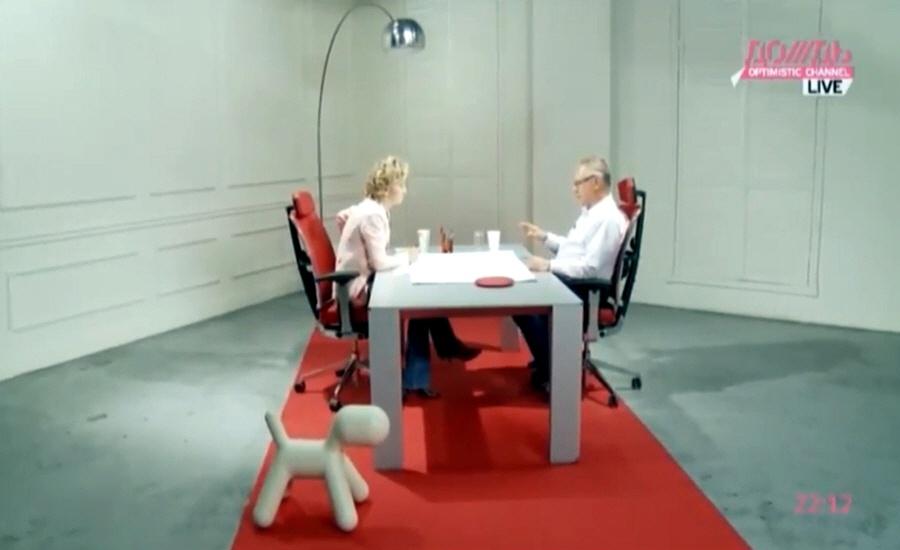Георгий Генс в программе Капиталисты на телеканале Дождь