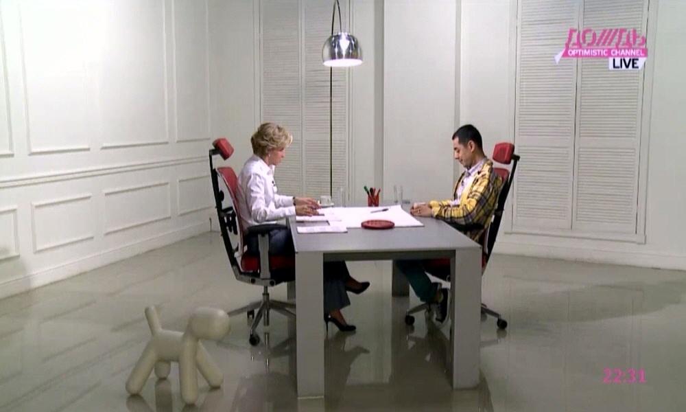 Давид Ян в программе Капиталисты на телеканале Дождь