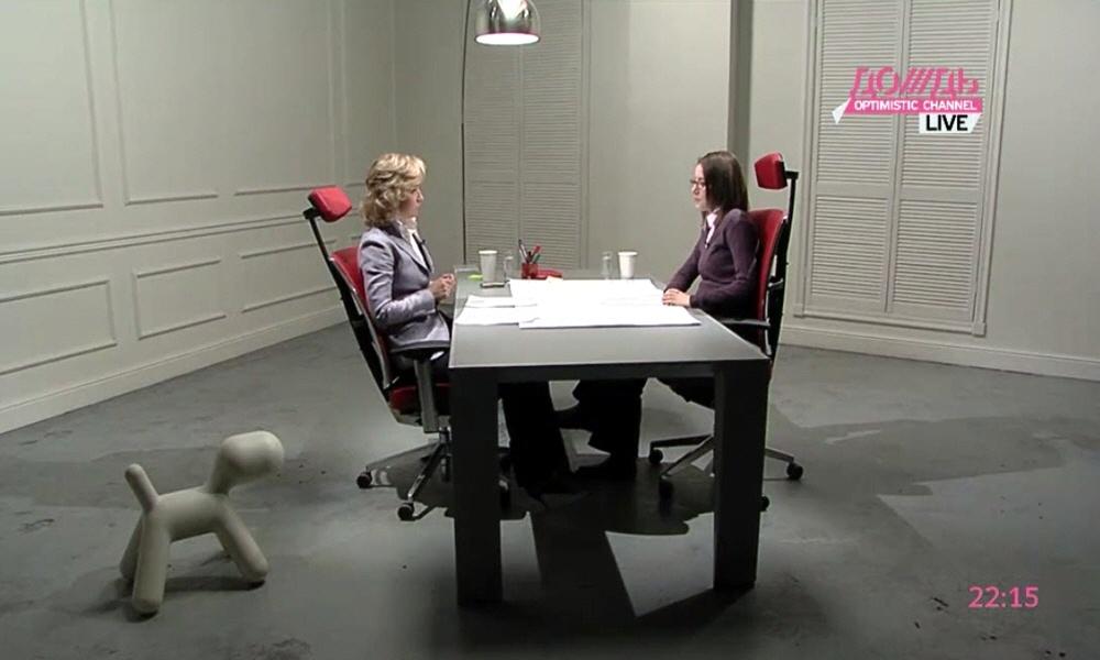 Елена Масолова в программе Капиталисты на телеканале Дождь