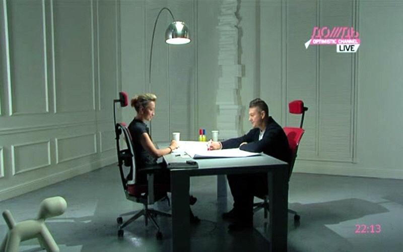 Игорь Стоянов на телеканале Дождь