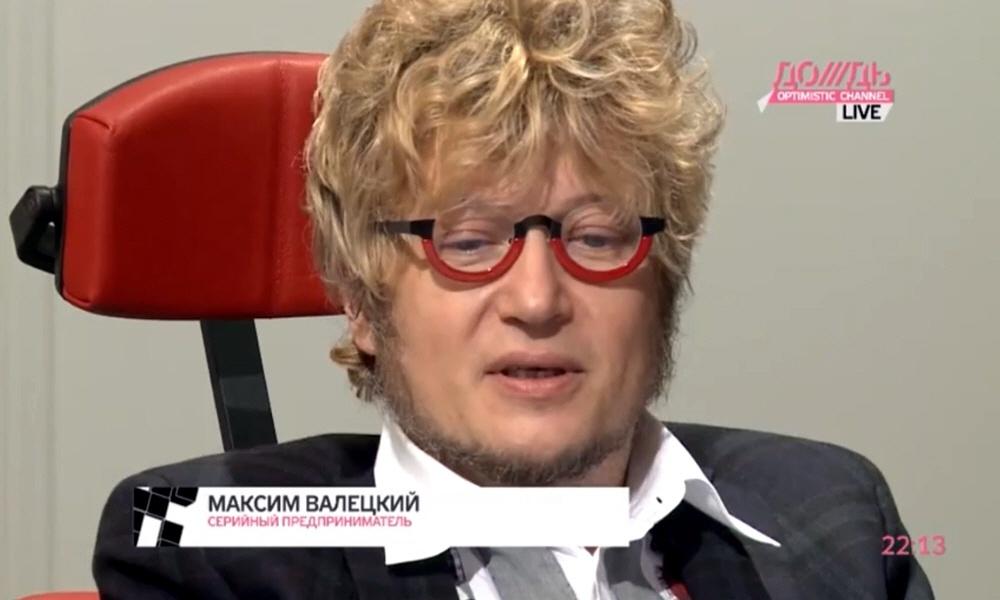 Максим Валецкий - сооснователь мебельной компании Mr. Doors
