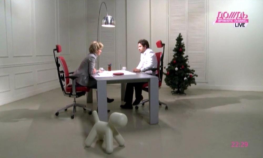 Максим Ноготков в программе Капиталисты на телеканале Дождь