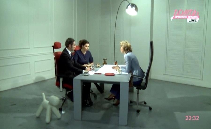Марина Малыхина в программе Капиталисты на телеканале Дождь
