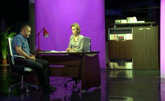 Михаил Корнев на телеканале Дождь