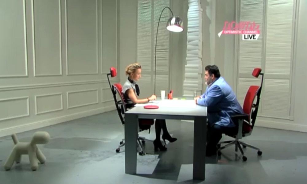 Михаил Куснирович в программе Капиталисты на телеканале Дождь
