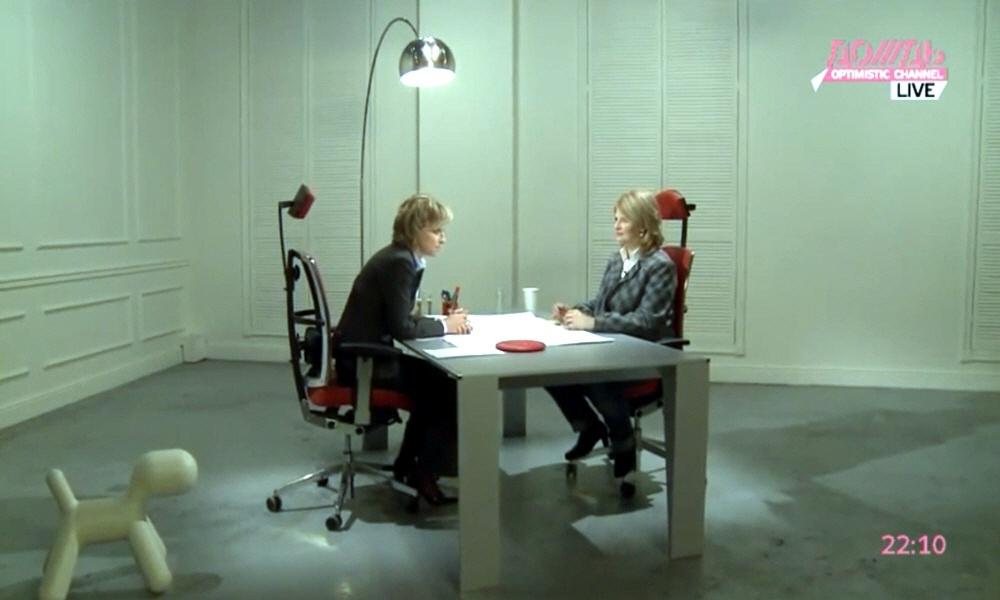 Наталья Касперская в программе Капиталисты на телеканале Дождь