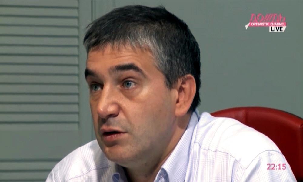 Сергей Белоусов - основатель и старший партнёр венчурного фонда Runa Capital
