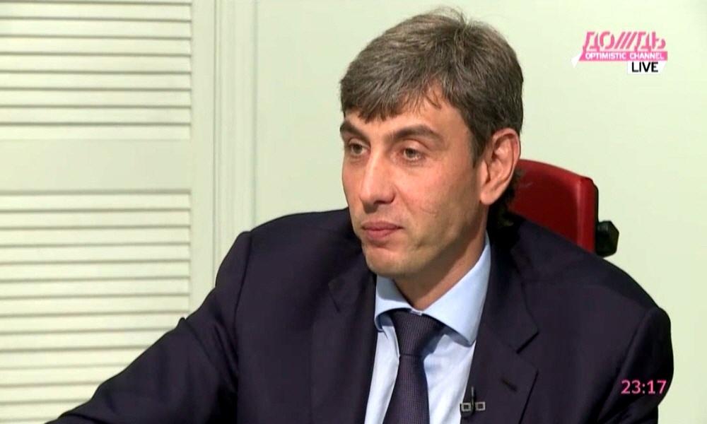 Сергей Галицкий основатель розничной сети магазинов Магнит