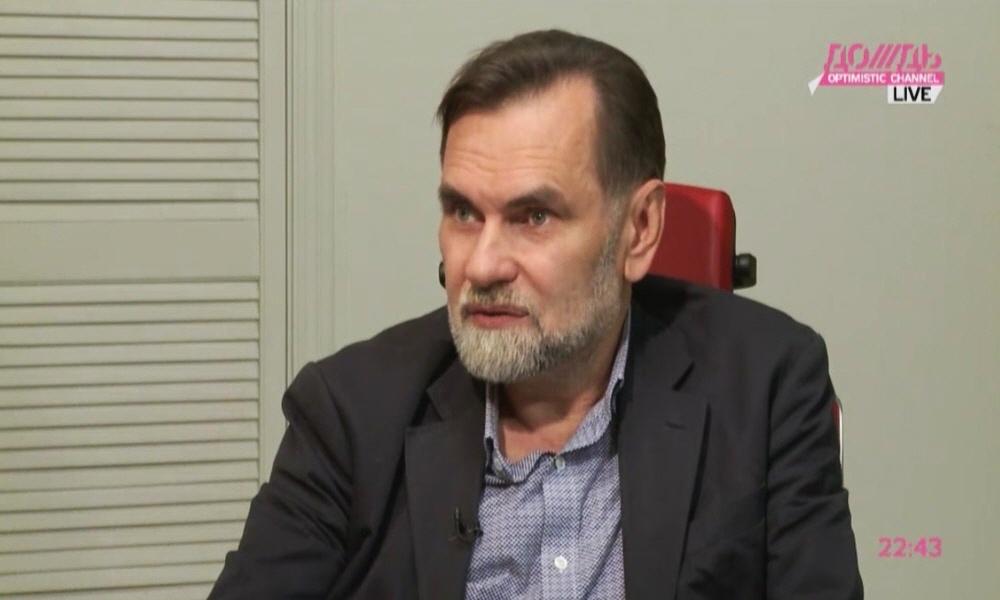 Сергей Сельянов - кинопродюсер и основатель кинокомпании СТВ