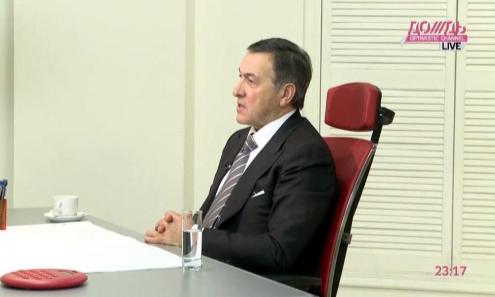 Строительный бизнес в России Арас Агаларов