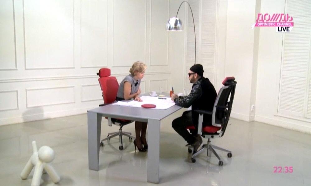 Тимур Юнусов в программе Капиталисты на телеканале Дождь