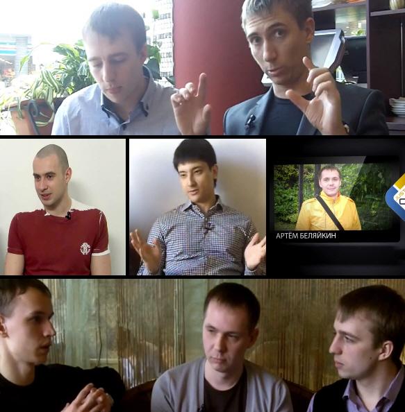 Клуб Действующих Людей Дениса Турченкова на BabloTube