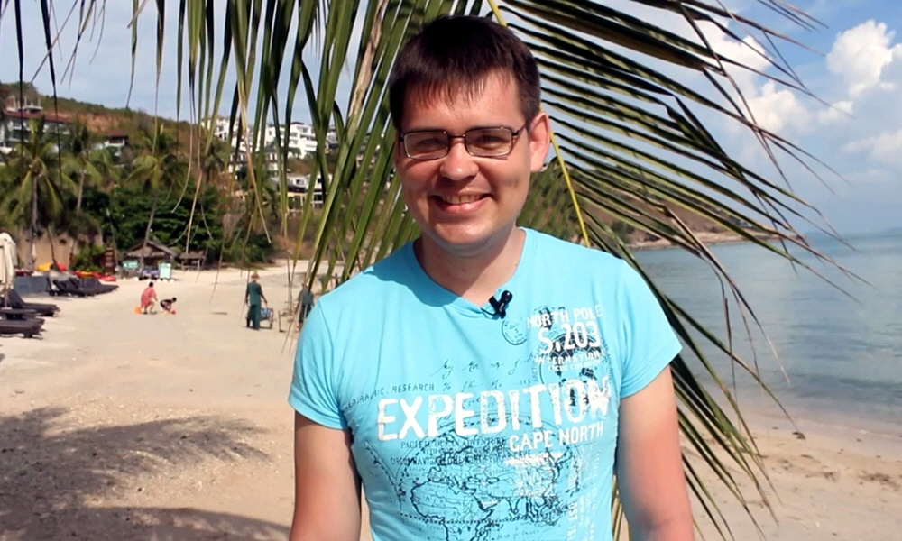 Артём Васюкович - автор блога Улётная жизнь