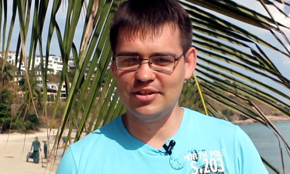 Артём Васюкович в передаче LeaderInfo