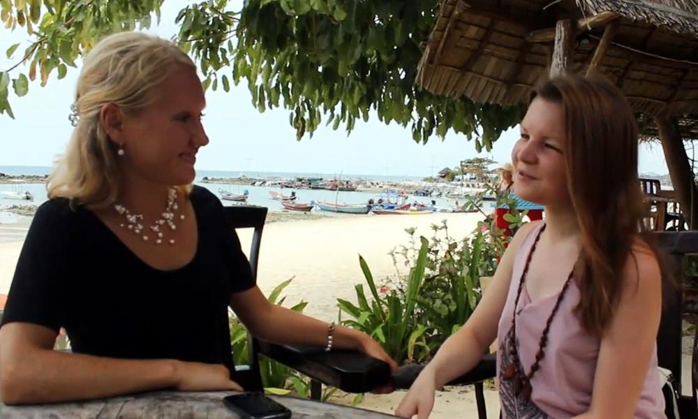 Вета Данилова - автор тренингов по инфобизнесу, основательница проекта Будь смелой - будь собой