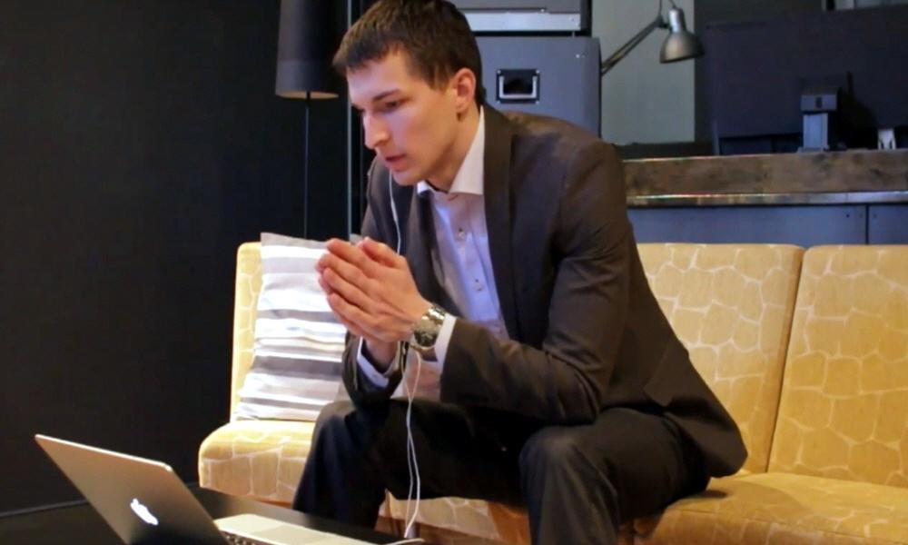 Владимир Панкратов в передаче LeaderInfo