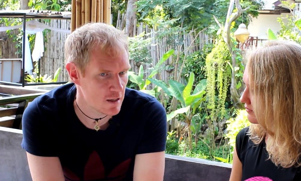 Леонид Бугаев - бизнес-тренер, основатель digital-агентства Nordic Agency AB