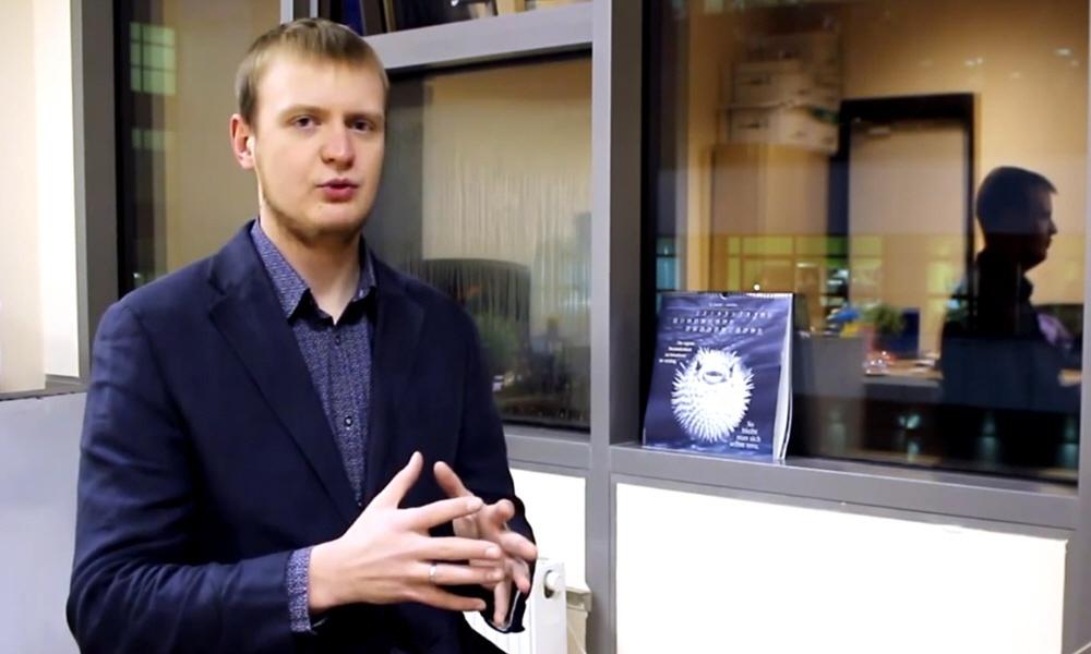 Николай Волосянков продюсер бизнес-тренер