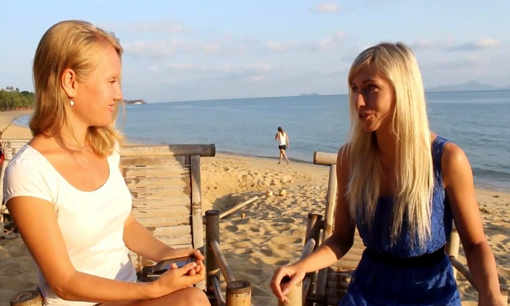 Татьяна Плышевская в передаче LeaderInfo